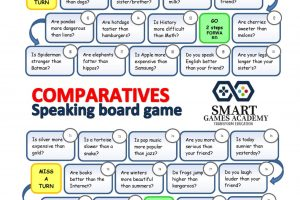 COMPARATIVE SPEAKING
