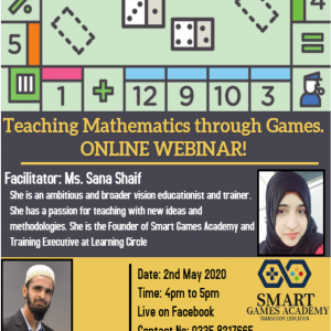 Teaching Mathematics through games