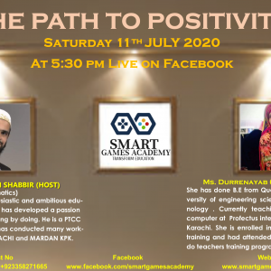 path to positivity