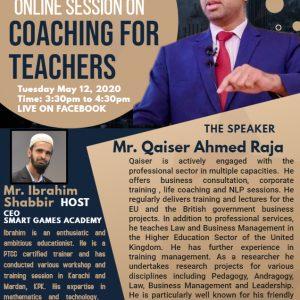 Coaching for Teachers
