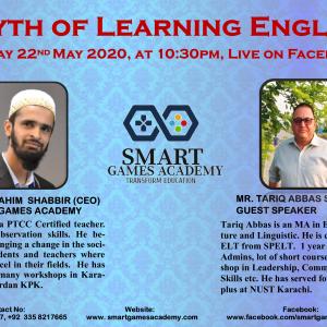 Myth of learning English