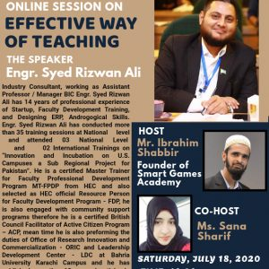 Effective Way of Teaching